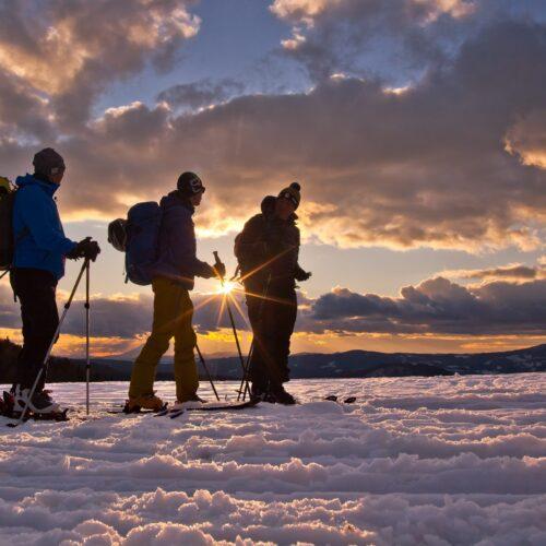 Skiturowy obóz sylwestrowy w Krynicy