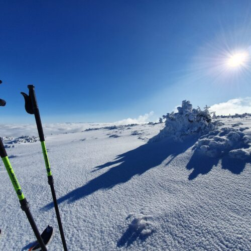 Obóz skiturowy w Beskidach – PILSKO
