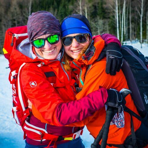 Skitour Ladies Camp Bieszczady