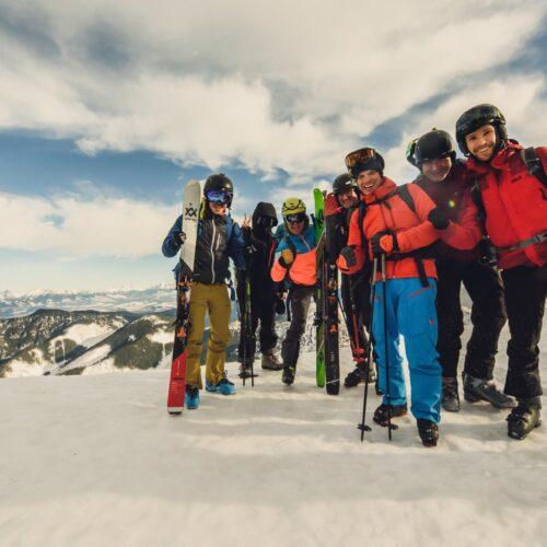 Kurs skiturowy Volkl Stubai Skitour Camp